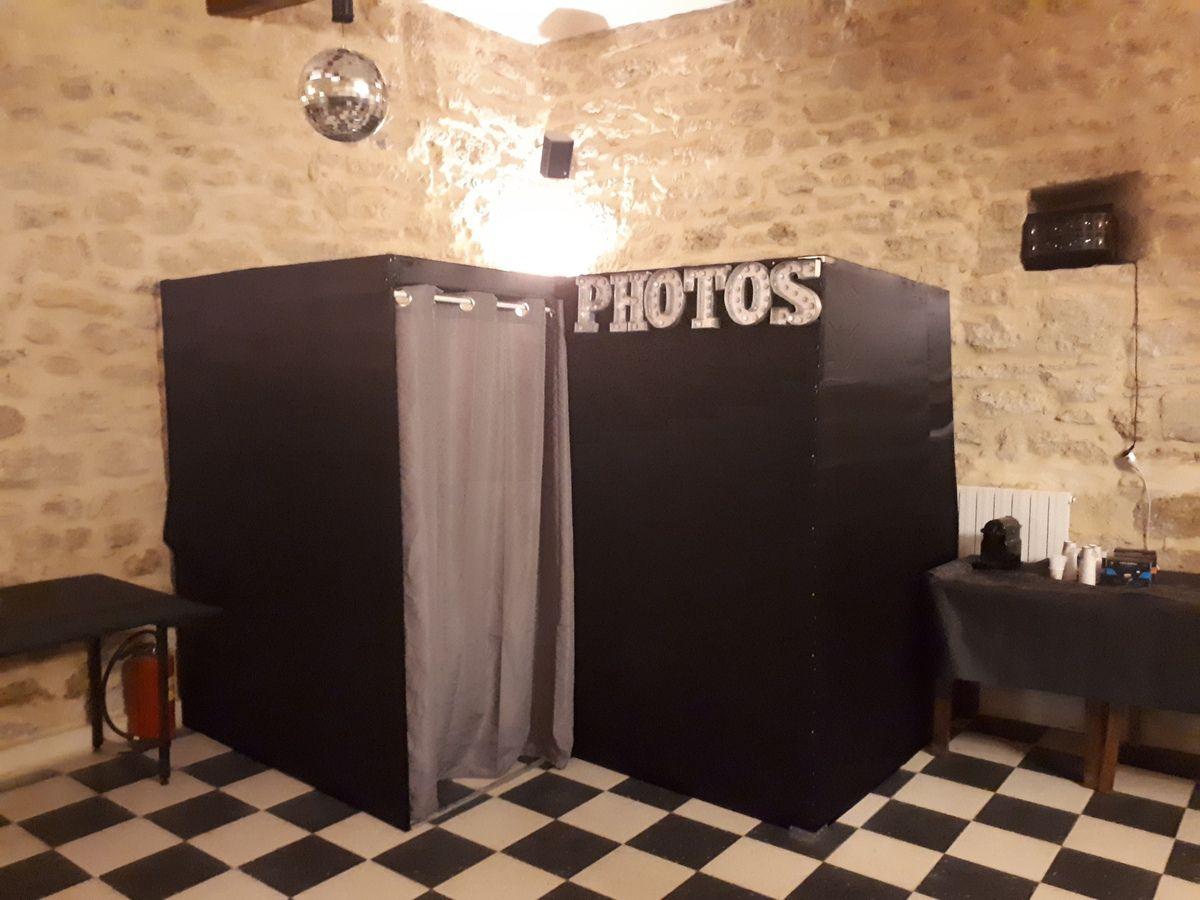 Réaliser votre photobooth façon photomaton