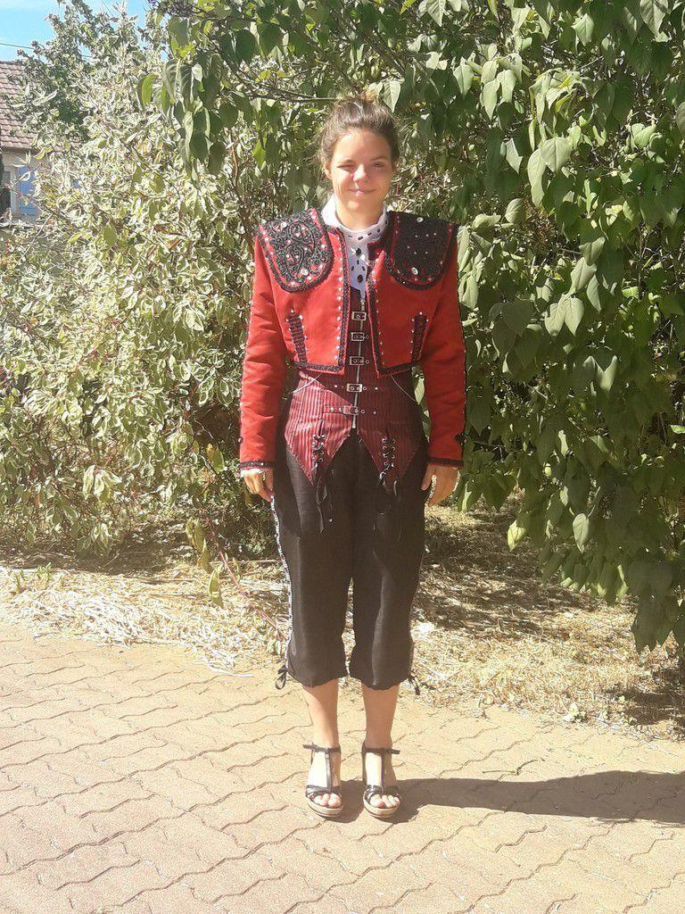 Costume Toréro