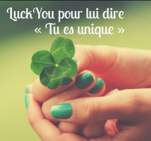LUCK YOU