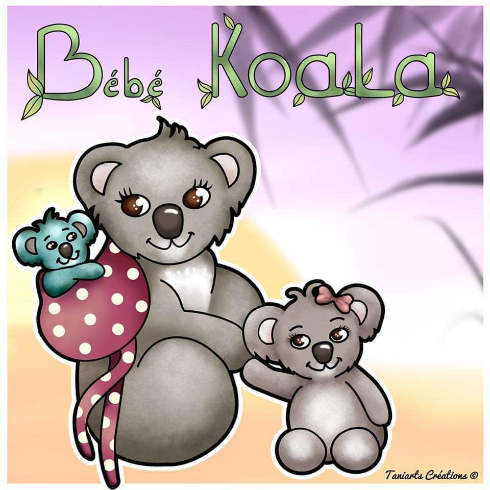Les Perles de Bébé Koala/Allaitement -Portage/Montessori/Hochet dentition