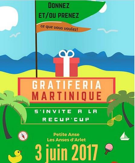 RECUP CUP à Petite Anse
