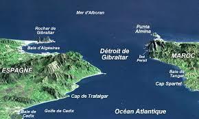 Gibraltar, un détroit, un territoire...