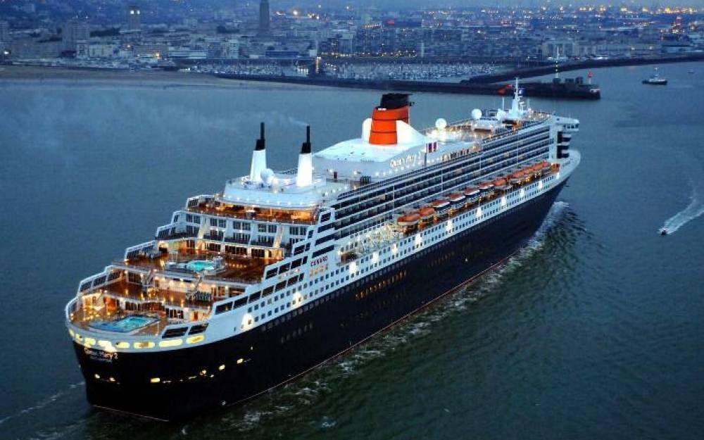 Queen Mary 2, un très beau bateau!