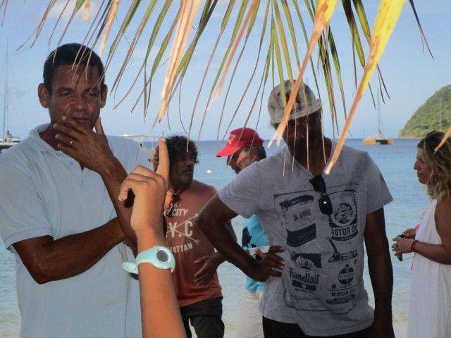 Rencontre avec les pêcheurs