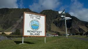 L'île de Tristan Da Cunha