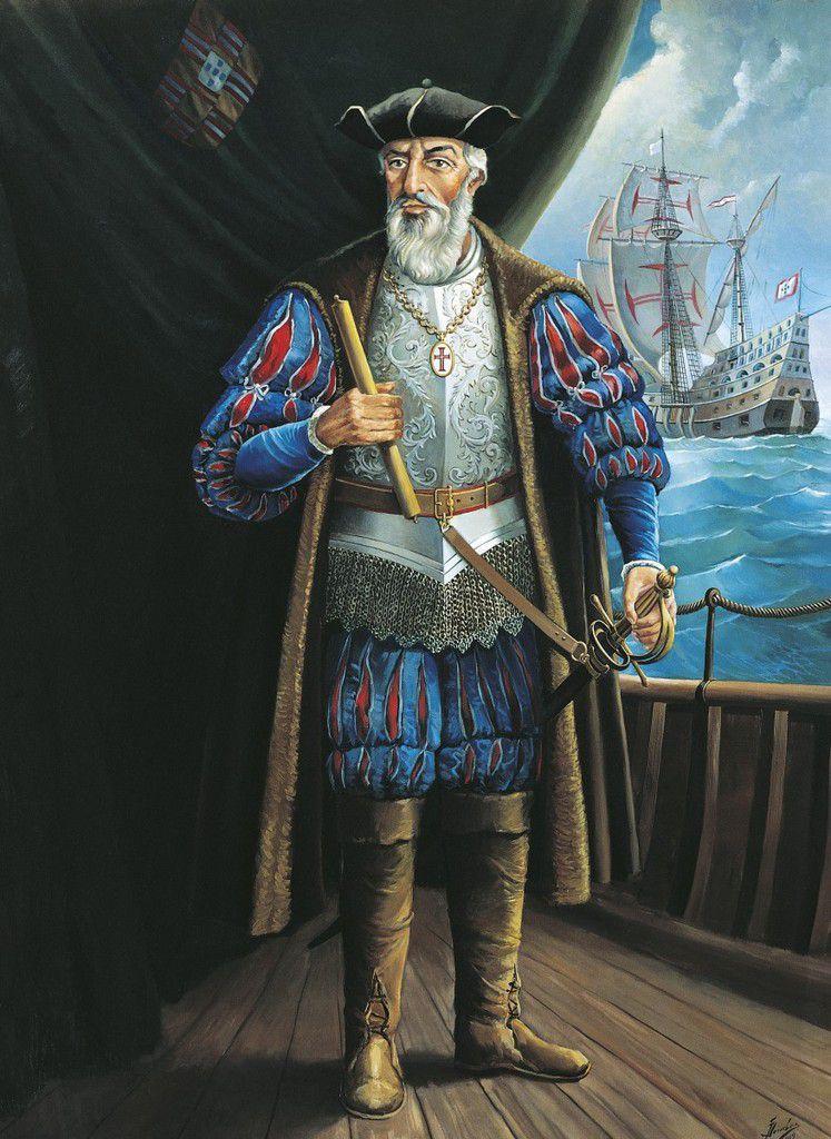 Vasco de Gama et son voyage...