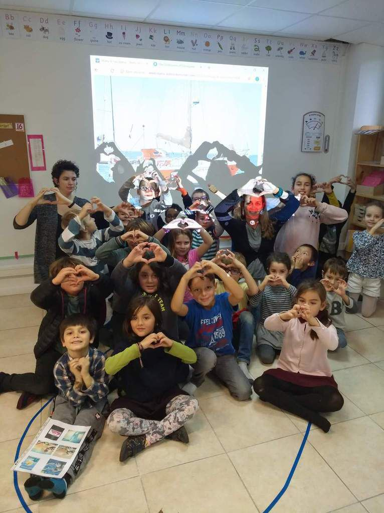 Bienvenue aux enfants de Marseille!!!