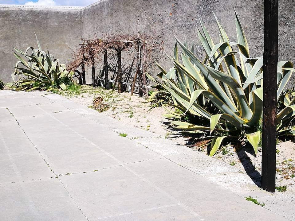 Visite de la prison de Robben Island par Jordan