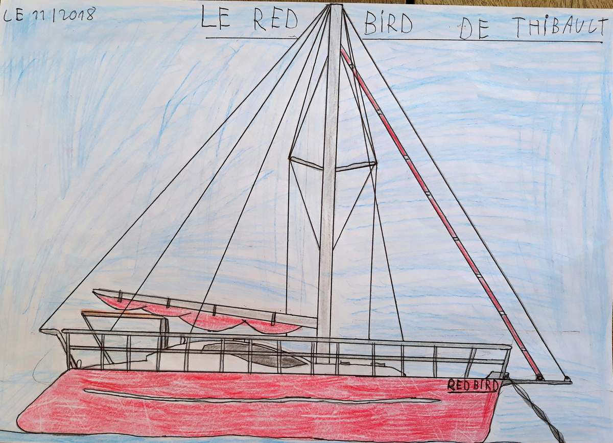 Le Rouge Bird de Thibault