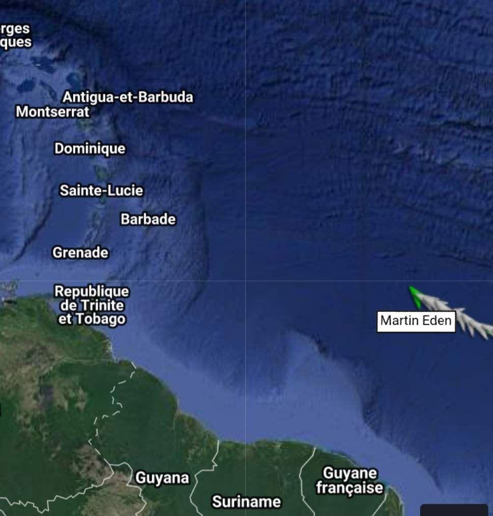 Bientôt en Martinique!!!