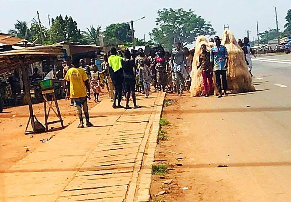 Balade au Bénin...