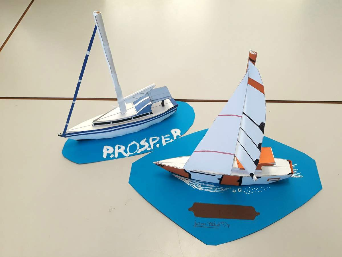 Les 3 nouvelles maquettes de Thibault