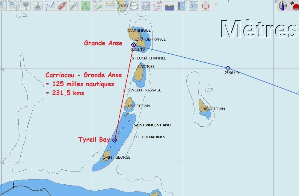 Découverte d'OPEN CPN avec le départ de Manu pour la Martinique.