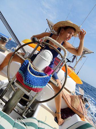 Ma vie en bateau par Nila!!!