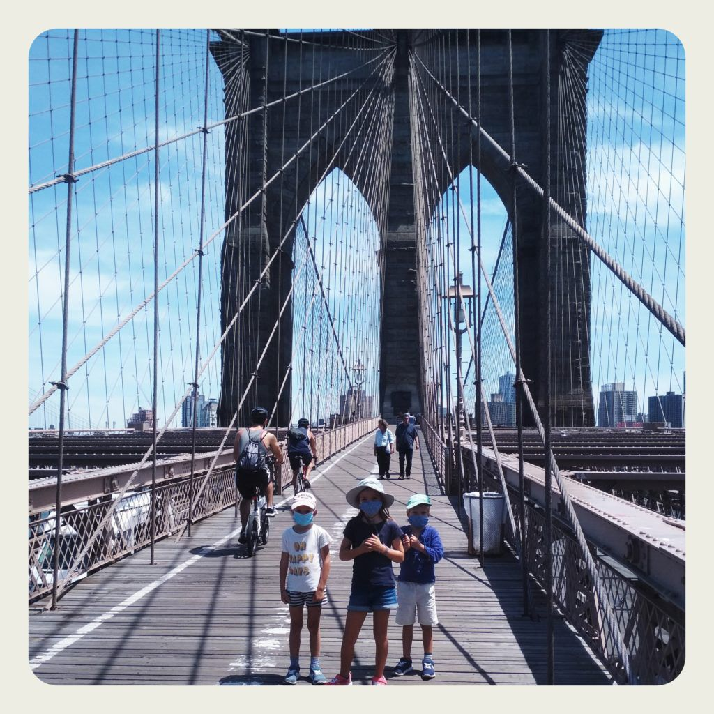 New-York, New-York! par Nora de Freestyle