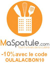 code réduction maspatule.com