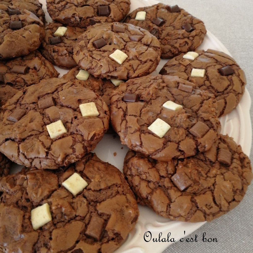 cookies chocolat Martha Stewart outrageous cookie