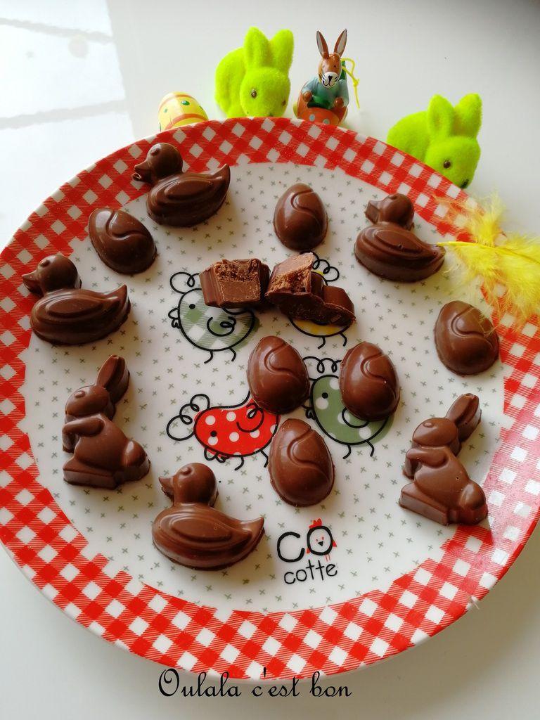 chocolat pâques, praliné