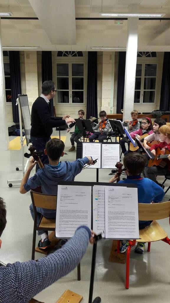 Orchestre Orphéon Cordes