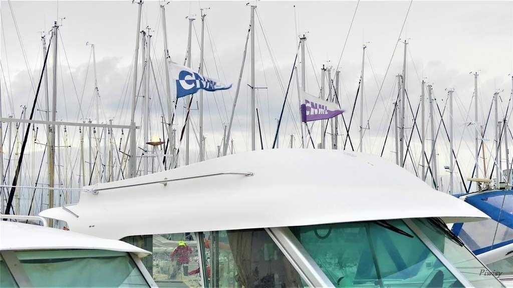 Régate du 13 10 / 2019  Locmiquélic  Port de Ste Catherine Minahouet