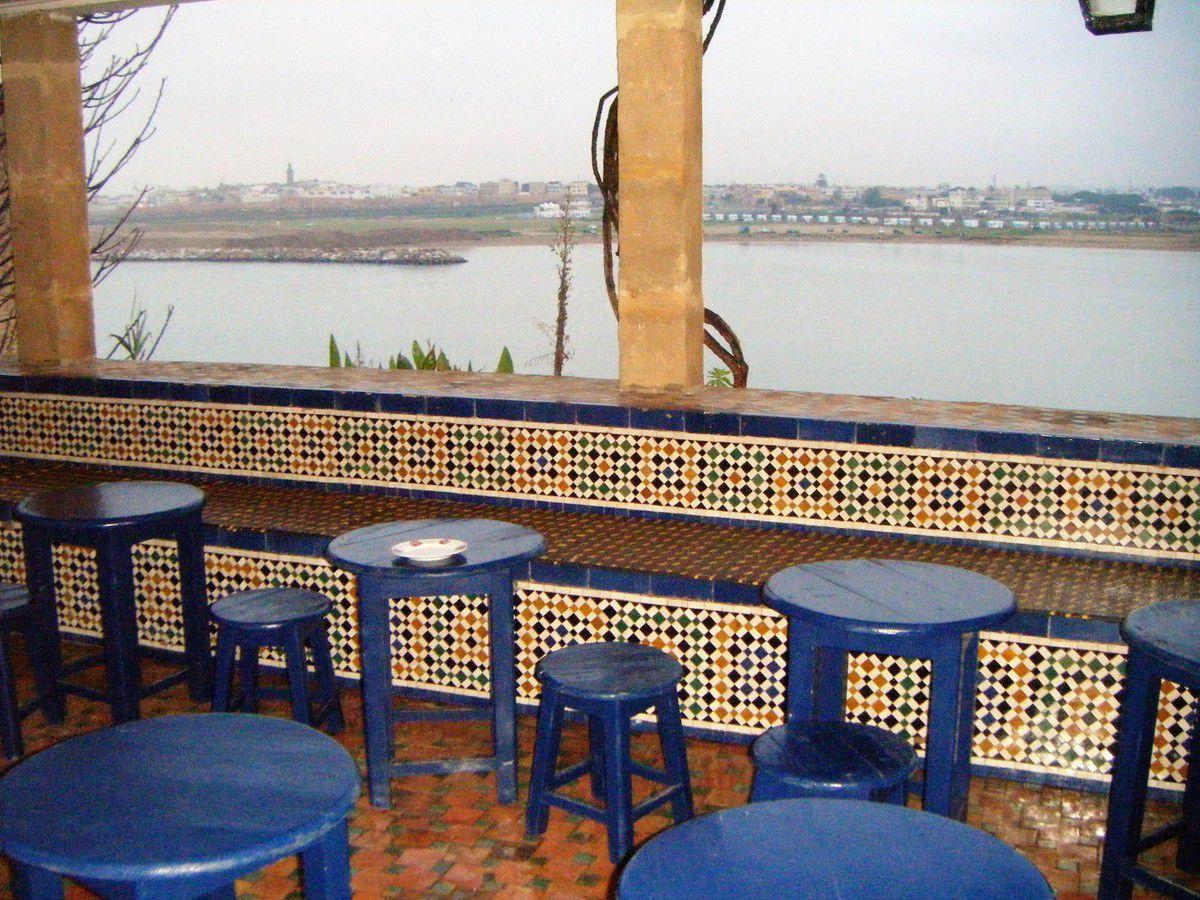 Rabat cafe maures