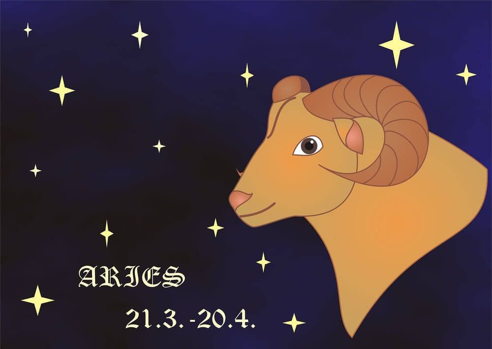 The Aries Man