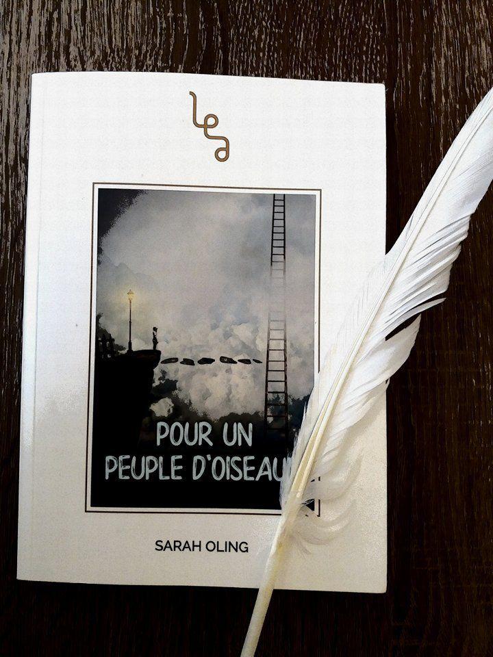 Sarah Oling-Pour un peuple d'oiseaux  Les éditions Abordables