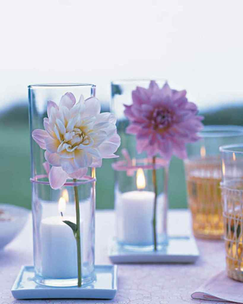 Baby shower centerpiece ideas