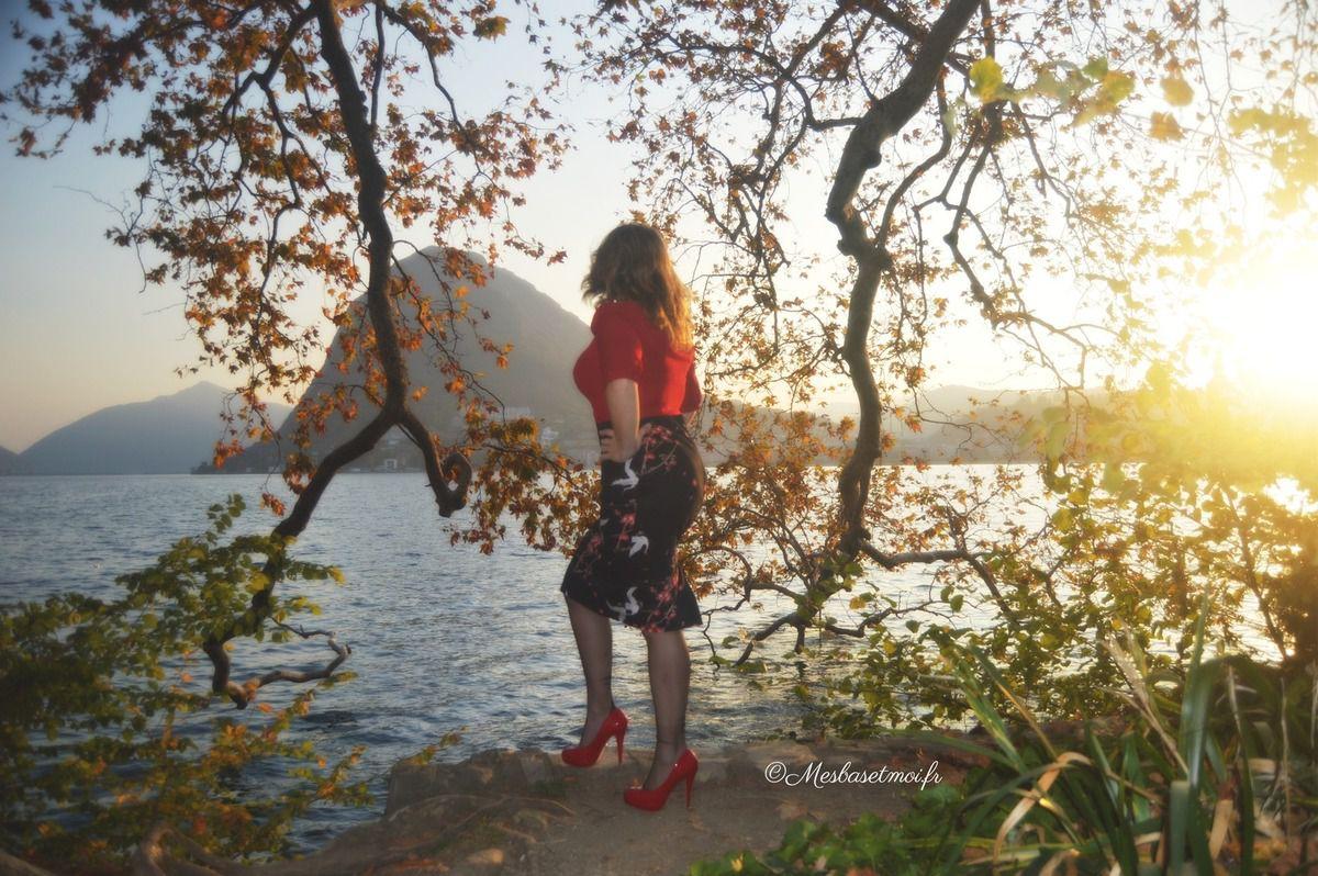 Soleil d'automne...