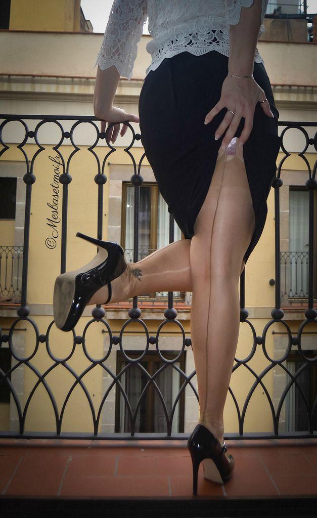 Sur le balcon d'en face....