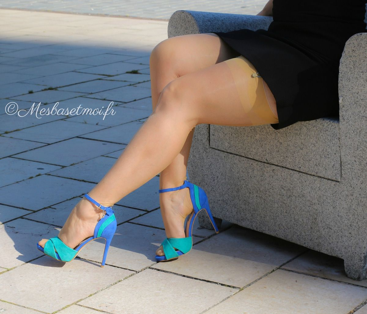 Bleu azur...