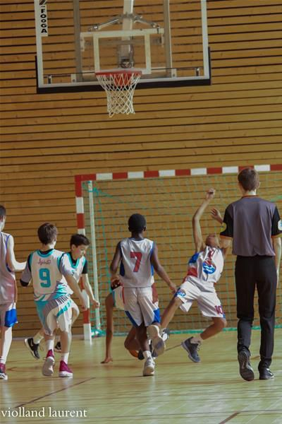 COMPETITIONS BASKET REGIONALE