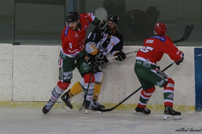 MATCH DE HOCKEY SAINT GERVAIS VS BREST