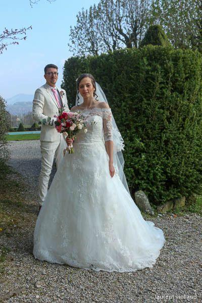 MARIAGE ROMAIN ET JAYANNA