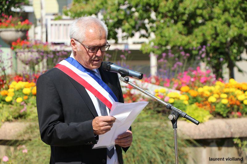cérémonie du 14 juillet