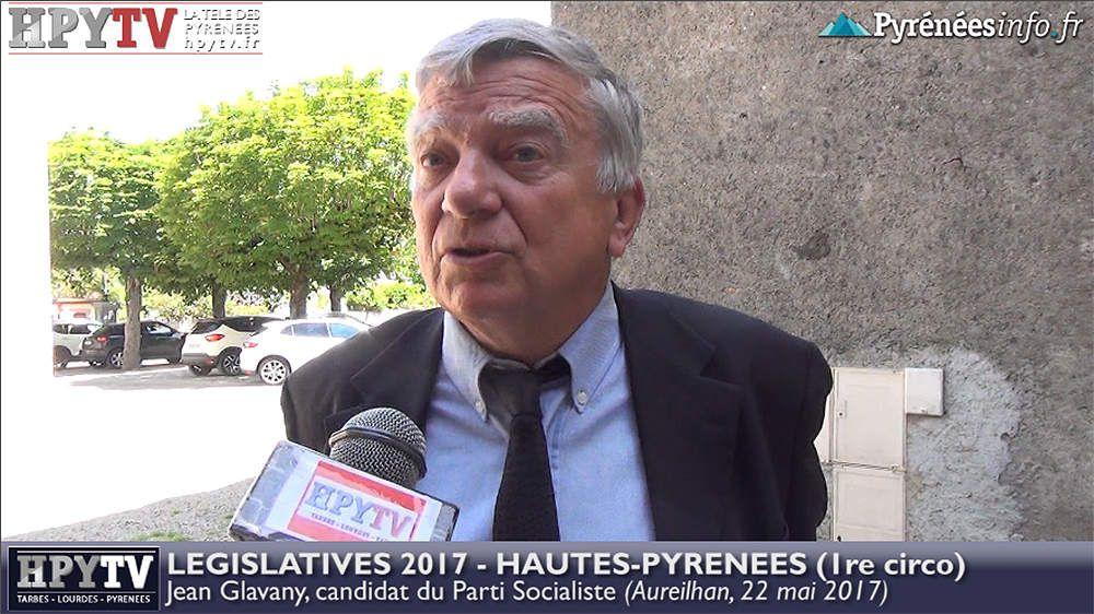Jean Glavany (HPyTv Tarbes).