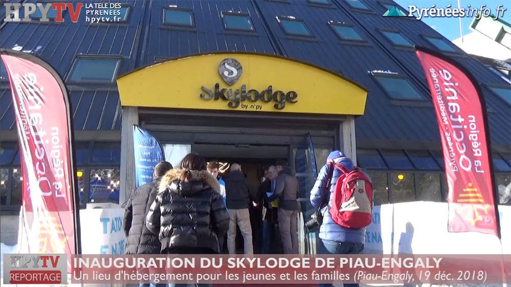 Skylodge Piau-Engaly
