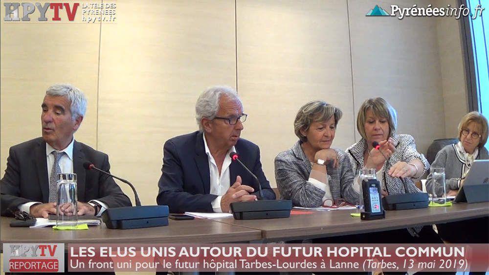 Hôpital Tarbes Lourdes