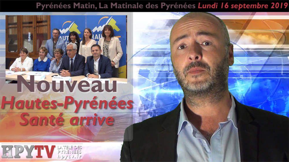 Pyrénées Matin