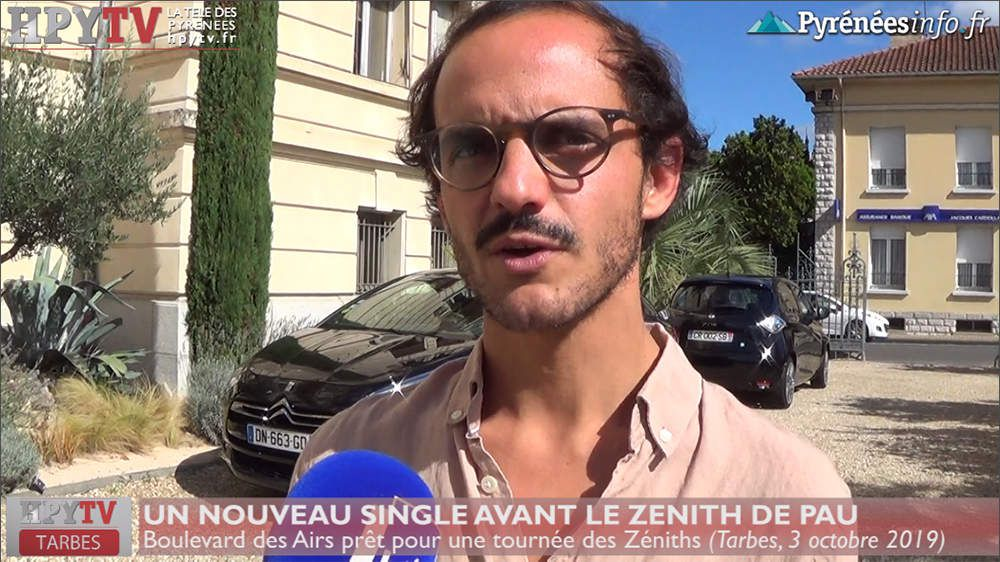 Boulevard des Airs Sylvain Duthu