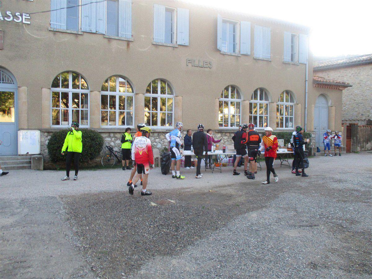 Samedi 26 octobre : Randonnée des Vins Primeurs à LÉZIGNAN CORBIÈRES