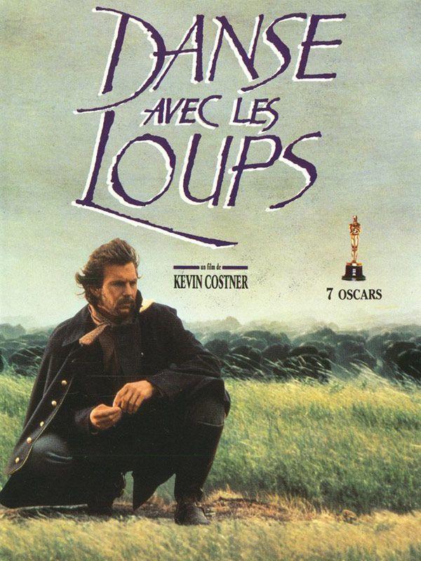 DANSE AVEC LES LOUPS - Kevin Costner (1990)