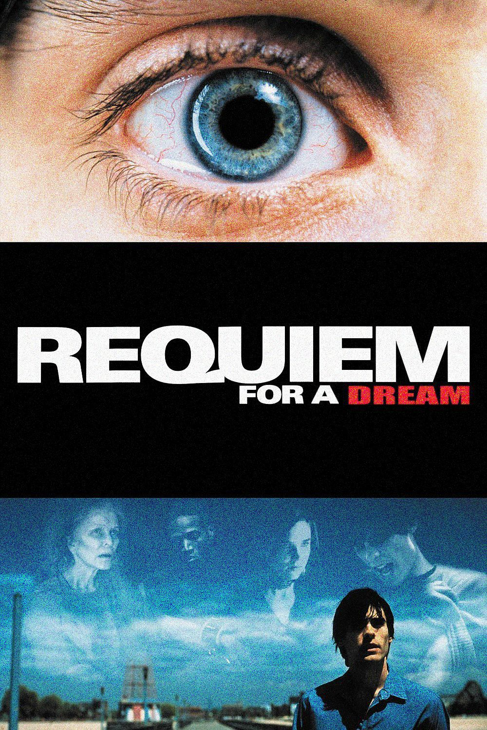 REQUIEM FOR A DREAM - Arren Aronofsky (2000)