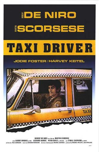TAXI DRIVER - Martin Scorsese (1976)