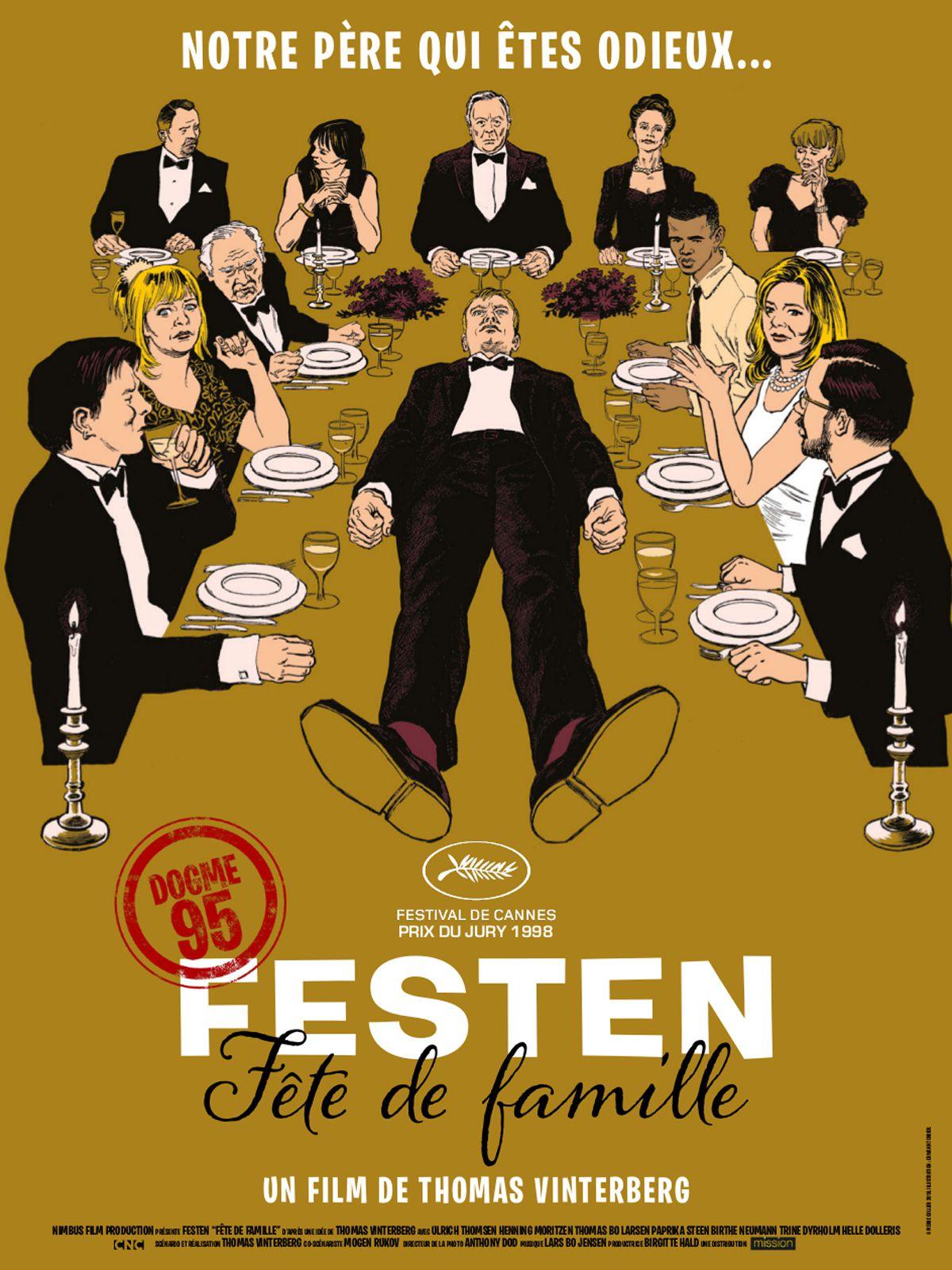 FESTEN - Thomas Vinterberg (1998)