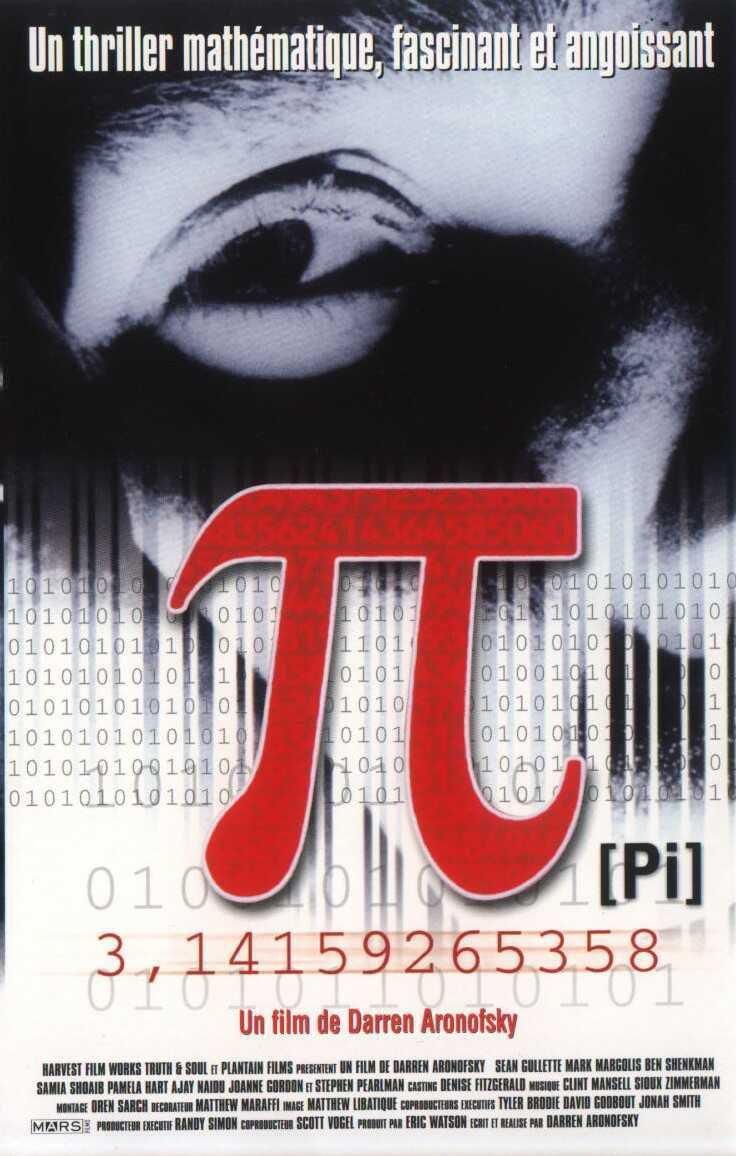 PI - Darren Aronofsky (1998)