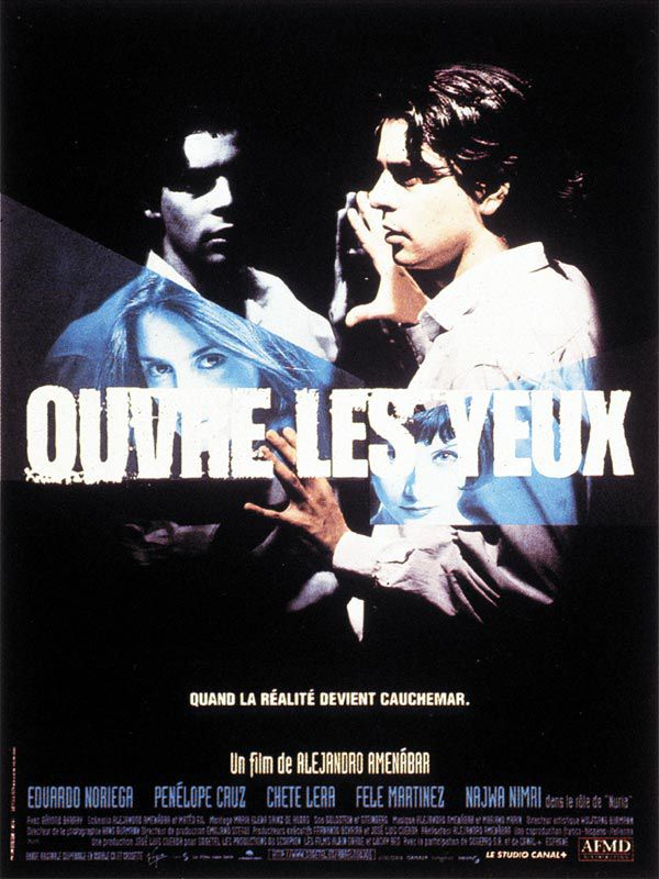 OUVRE LES YEUX - Alejandro Amenabar (1997)