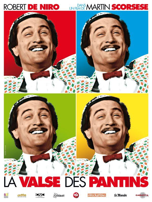 LA VALSE DES PANTINS - Martin Scorsese (1982)