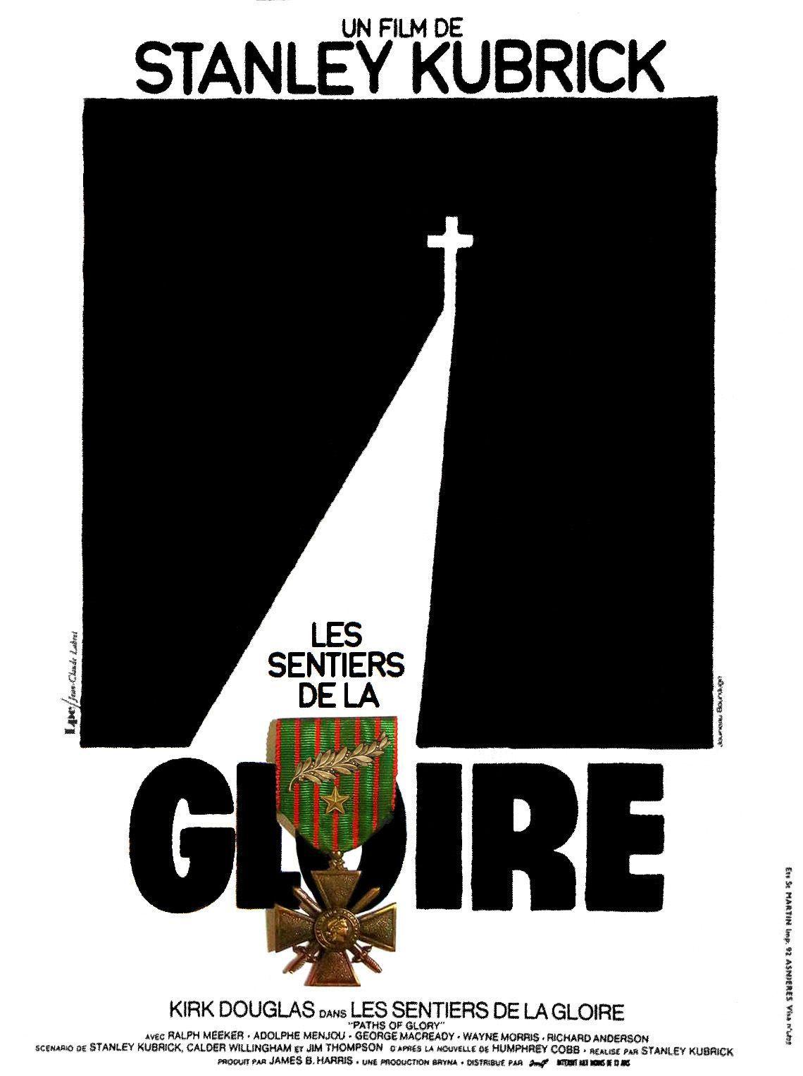 LES SENTIERS DE LA GLOIRE - Stanley Kubrick (1957)