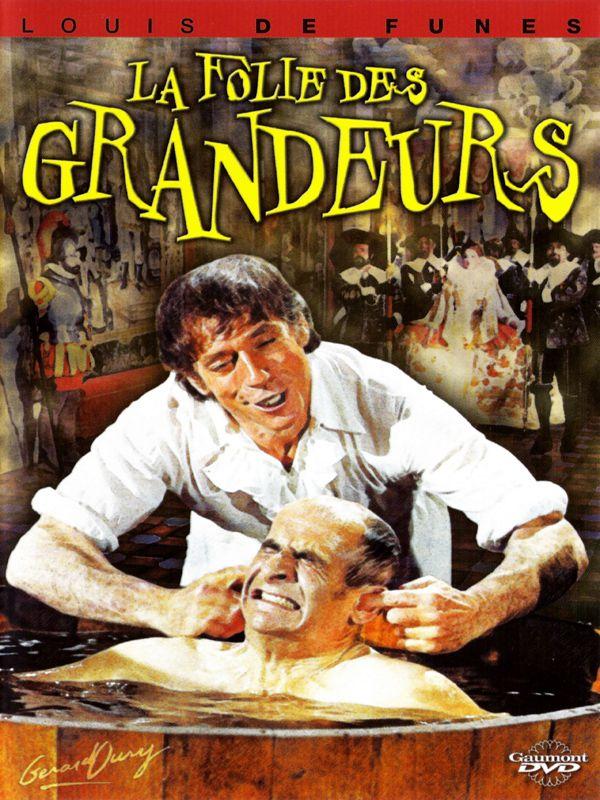 LA FOLIE DES GRANDEURS - Gérard Oury (1971)